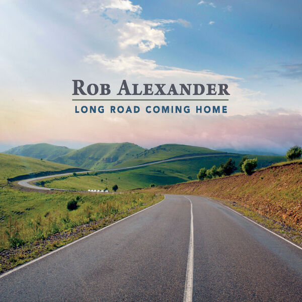 Cover art for Long Road Coming Home